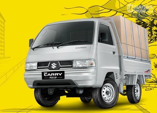Suzuki Carry Pick Up sudah menemani masyarakat Indonesia sejak tahun 1980-an