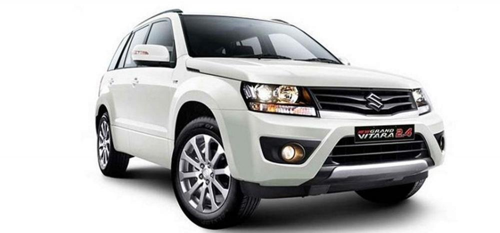 Suzuki Grand Vitara bukan hanya tangguh dengan mesin 2.0 Liter-nya namun juga memiliki desain gagah