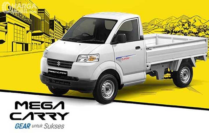 Suzuki Mega Carry Pick Up memiliki harga yang cukup terjangkau