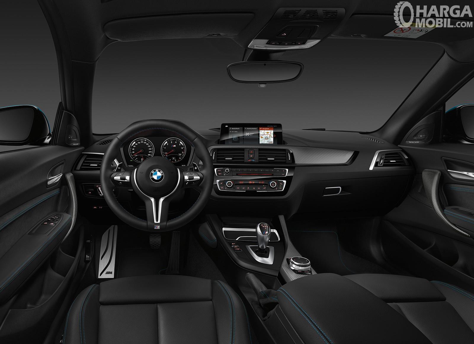 Foto kabin Foto BMW M2 Coupé LCI 2018