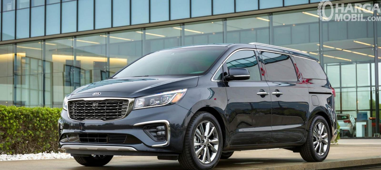 KIA Sedona 2019 memiliki segala kapabilitas lebih bagi sebuah Minivan keluarga