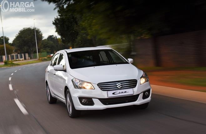 Suzuki Ciaz Indonesia saat ini sudah tidak lagi dijual secara resmi