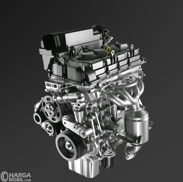 Operasi mesin Suzuki Ciaz 2019 menawarkan tenaga bensin dengan kapasitas 1.462 cc