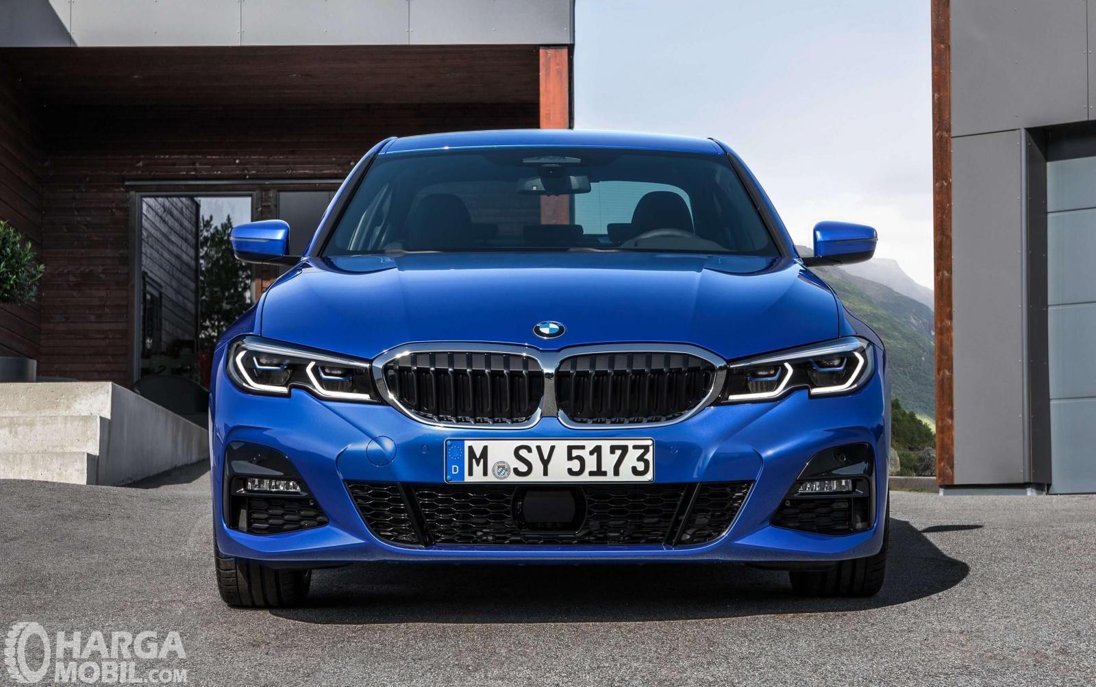 Review BMW 3 Series 2019: Jawaban Mobil Sedan Sport dari BMW