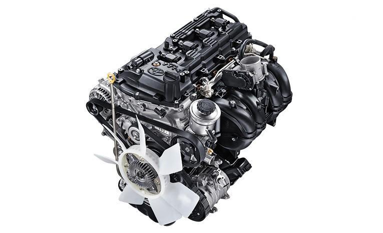 Operasi mesin Toyota Kijang Innova Q 2018 menggunakan kapasita silinder sebesar 1.998 cc