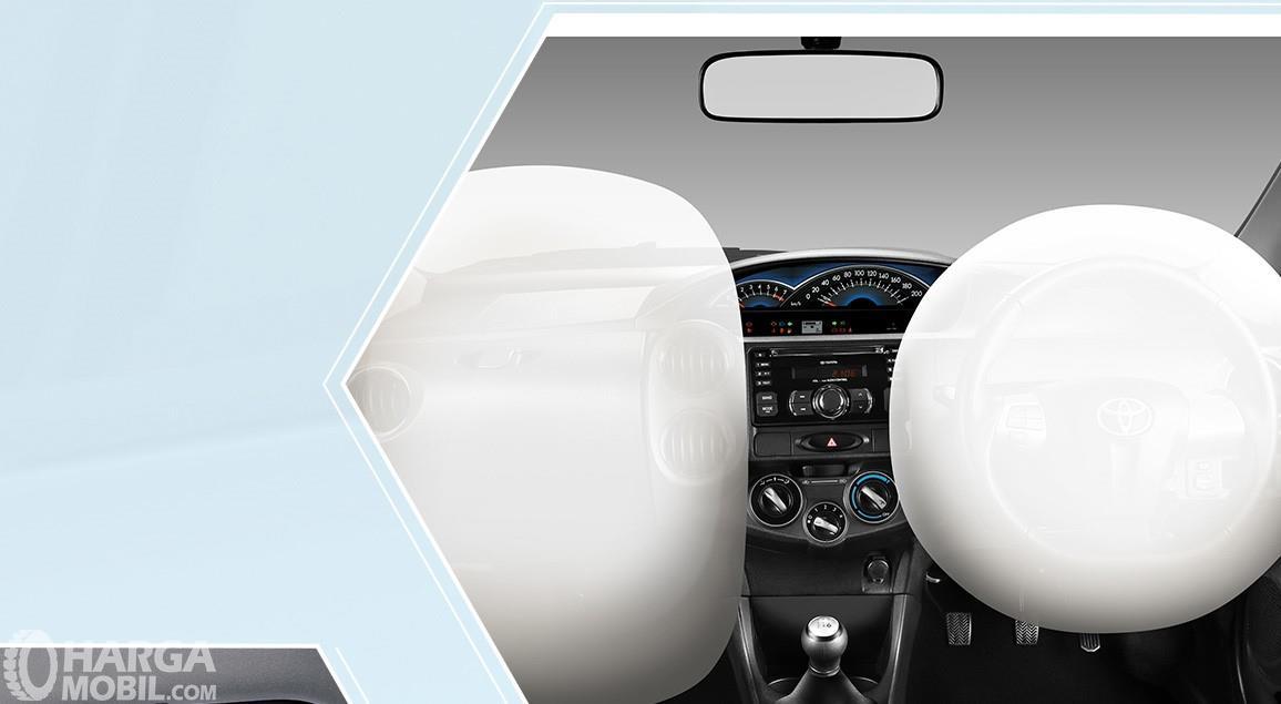 Foto airbag Toyota Etios Valco 2017