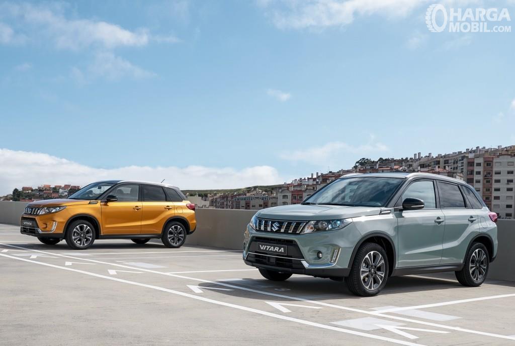 Generasi keempat Suzuki Vitara 2019 diberikan berbagai pembaruan menarik