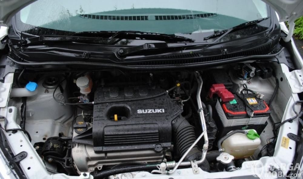 Operasi mesin Suzuki Ignis Sport 2018 mampu menyemburkan daya hingga 83 PS