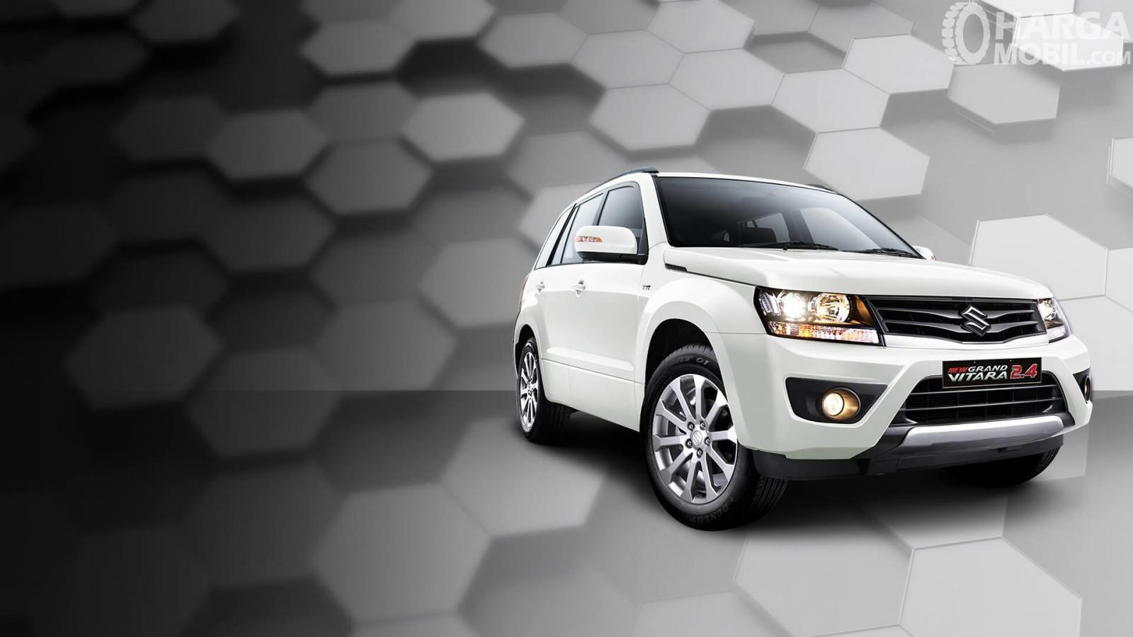Generasi ketiga Suzuki Vitara mengalami ubahan berkali-kali hingga kini