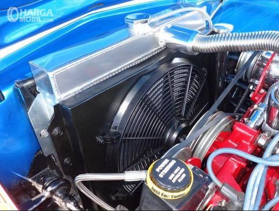 Foto kipas radiator mobil