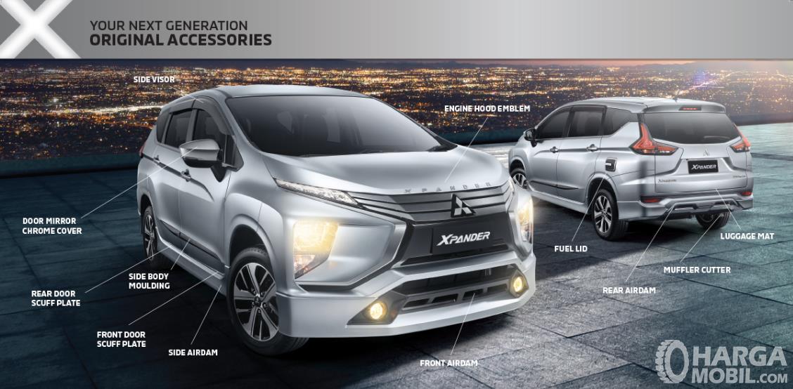 Gambar Aksesoris Mitsubishi Xpander