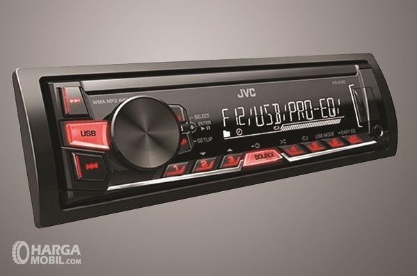 Foto sistem Audio Mitsubishi Colt T120SS