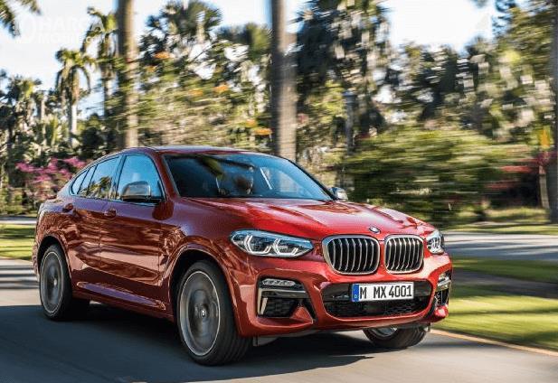 Review Bmw X4 M40i 2019 Kendaraan Mewah Dengan Desain Eksotis