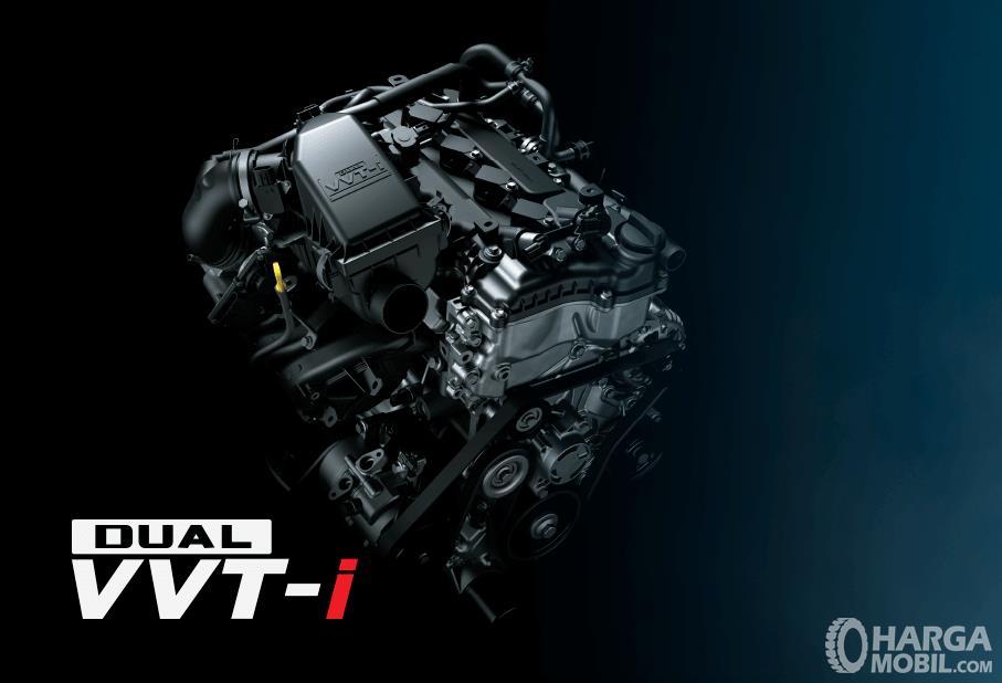 Mesin Dual VVT-i Toyota Avanza 2019