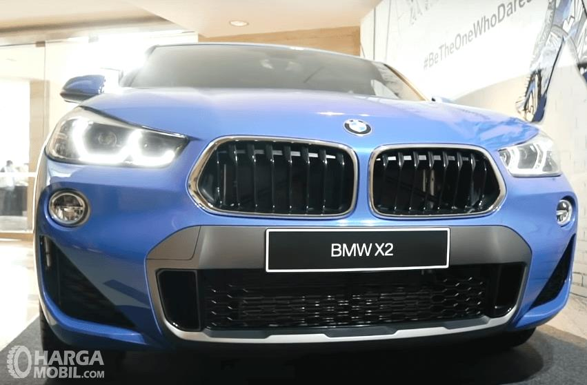 Review Bmw X2 Sdrive18i M Sport X 2018 Indonesia Mobil Sport