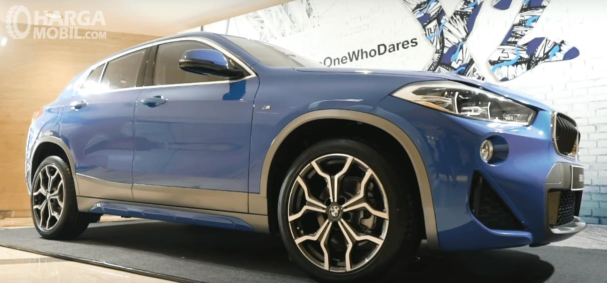 Review BMW X2 sDrive18i M Sport X 2018 Indonesia: Mobil Sport Activity Coupe Dengan Performa Mumpuni