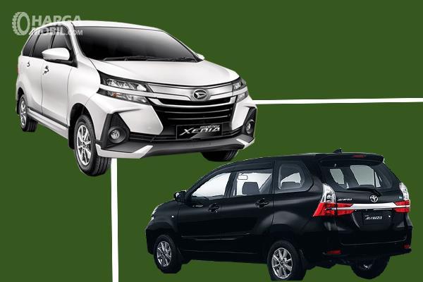 Melihat Beberapa Perbedaan Daihatsu Grand New Xenia ...