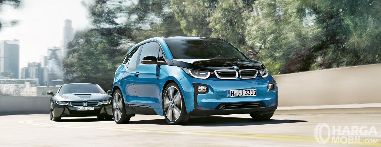 BMW i menjadi divisi khusus untuk mobil bergaya futuristik