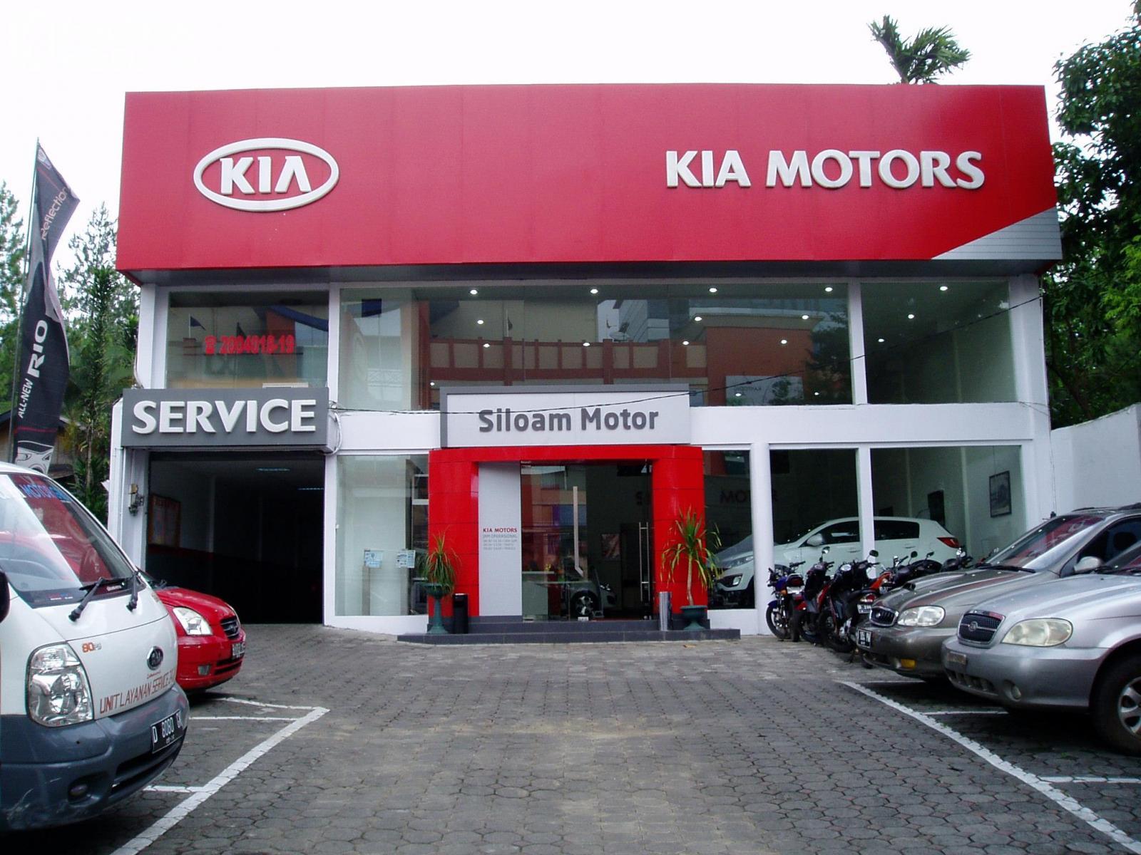 Foto Dealer KIA Motors Siloam Cirebon