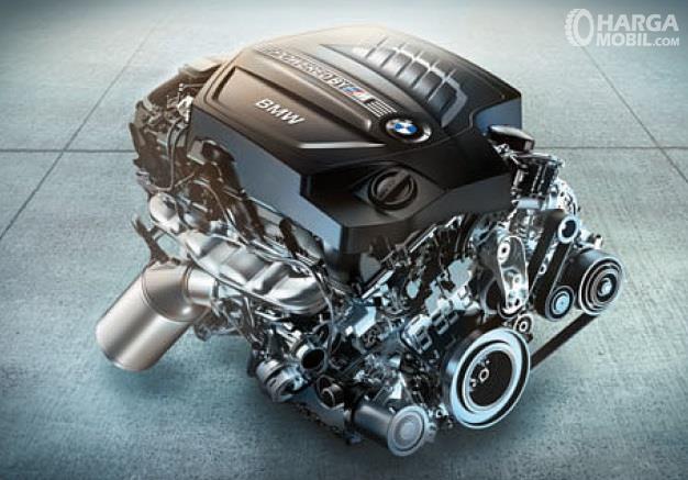 Mesin BMW M2 Coupe 2018 mampu melakukan akselerasi 0-100 Km/jam dalam waktu 4,3 detik