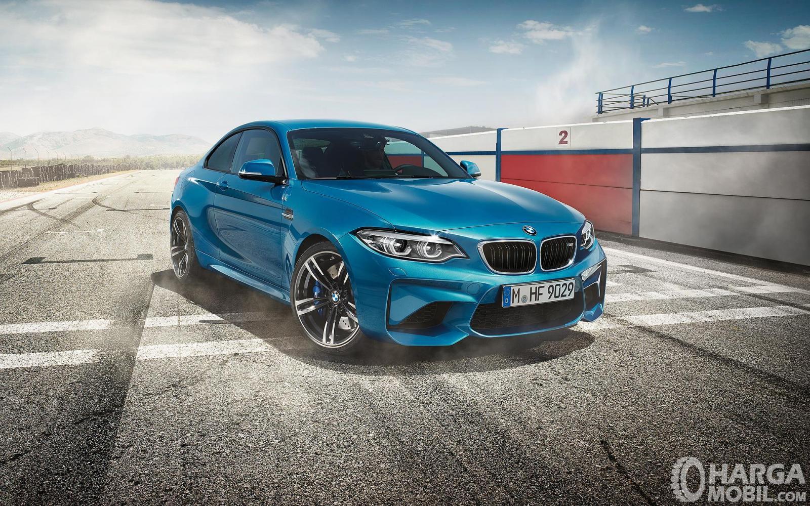 BMW M2 Coupe 2018 merupakan anggota paling terendah di antara jajaran BMW M lainnya