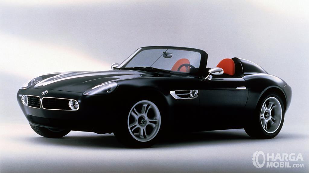BMW Z07 menjadi mobil konsep yang diperkenalkan di acara Tokyo Motor Show 1997