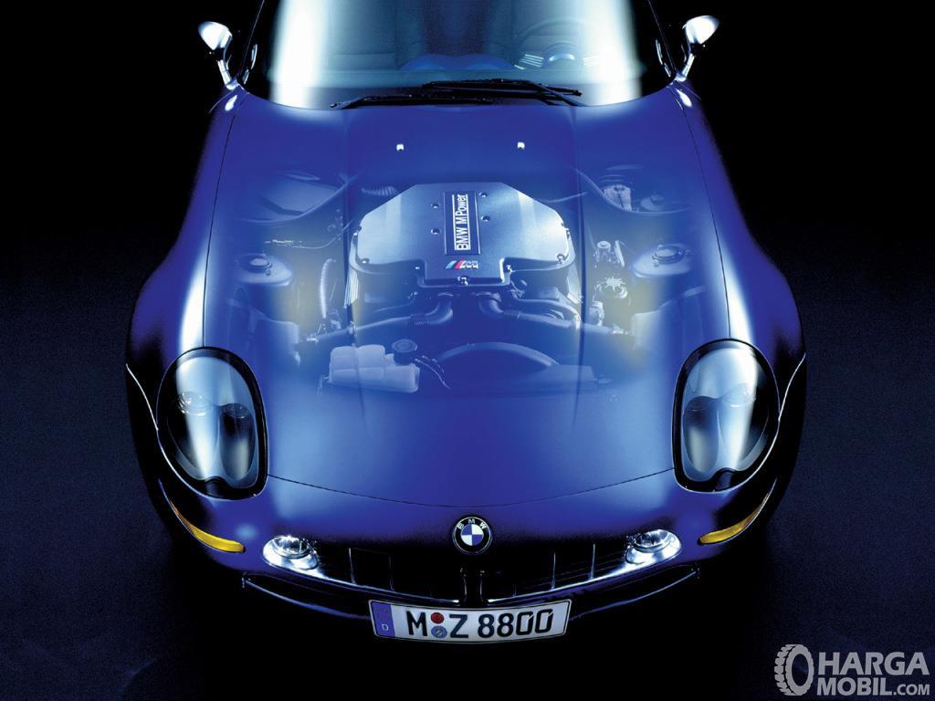Mesin BMW Z8 2000 mampu meraih 0-100 Km/Jam dalam waktu 4,7 detik