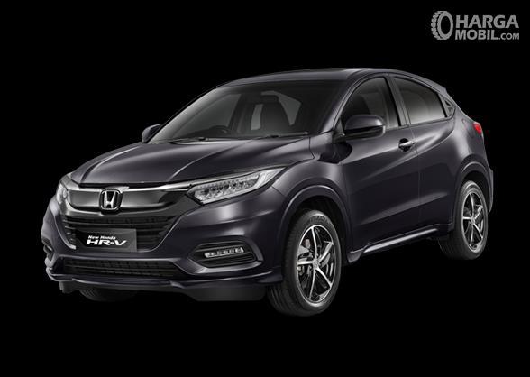 Gambar ini menunjukkan mobil Honda Honda HR-V 1.8L Prestige tampak bagian depan