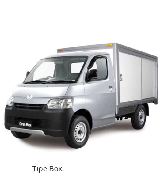Daihatsu Gran Max Pick Up Box mampu menjaga barang bawaan Anda dari cuaca ekstrim