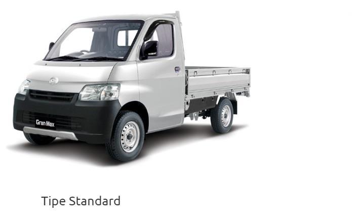 Daihatsu Gran Max Pick Up Standar merupakan varian terendahnya