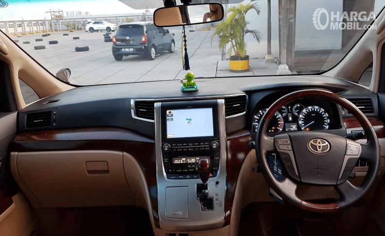 Review Toyota Alphard 2008 Mobil Mpv Nyaman Dengan Fitur Mumpuni