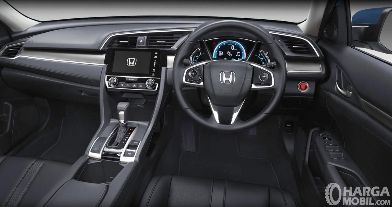 Foto interior Honda Civic Turbo