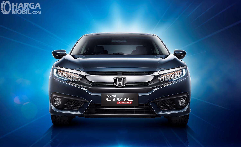 Foto Honda Civic Turbo bagian depan