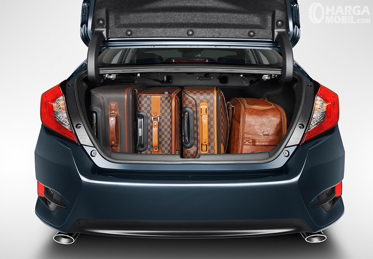 Foto bagasi Honda Civic Turbo