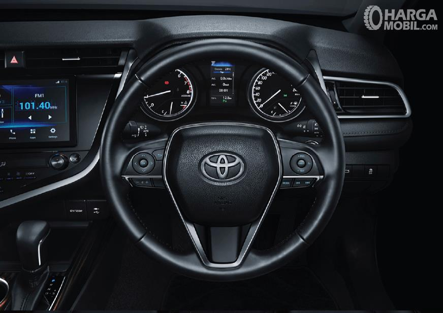Foto bagian setir Toyota Camry 2019