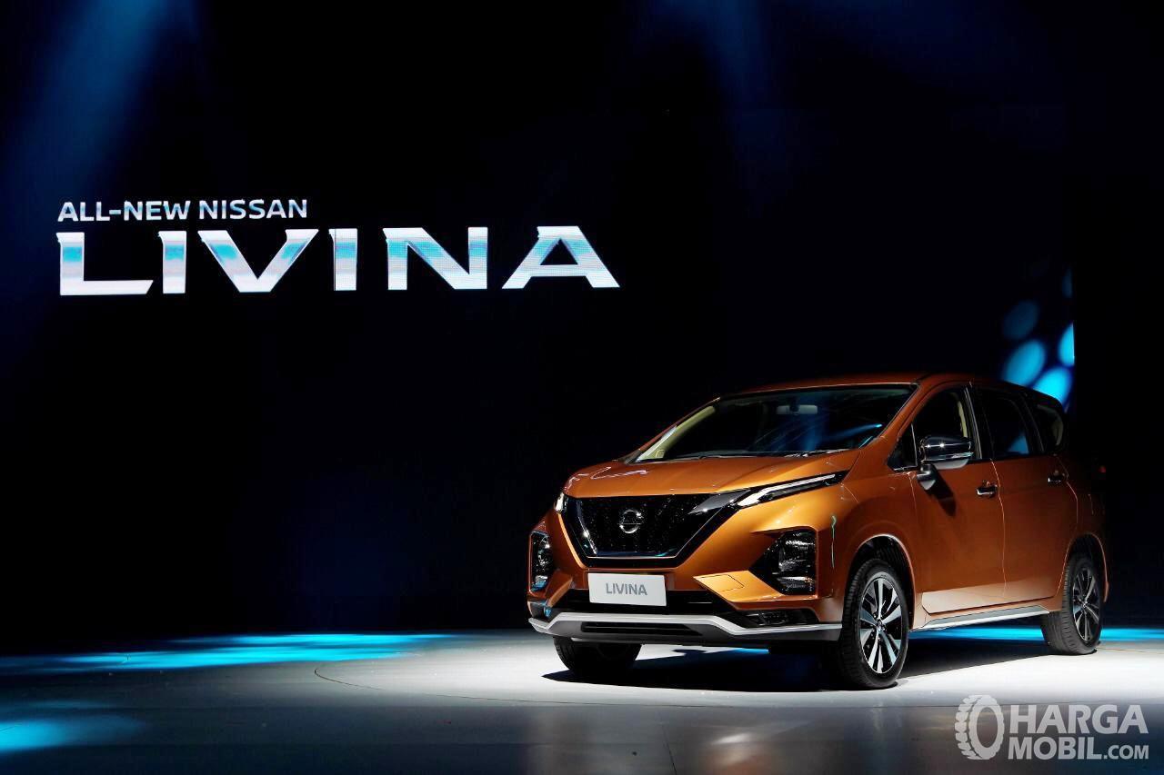 Peluncuran harga resmi All New Nissan Livina