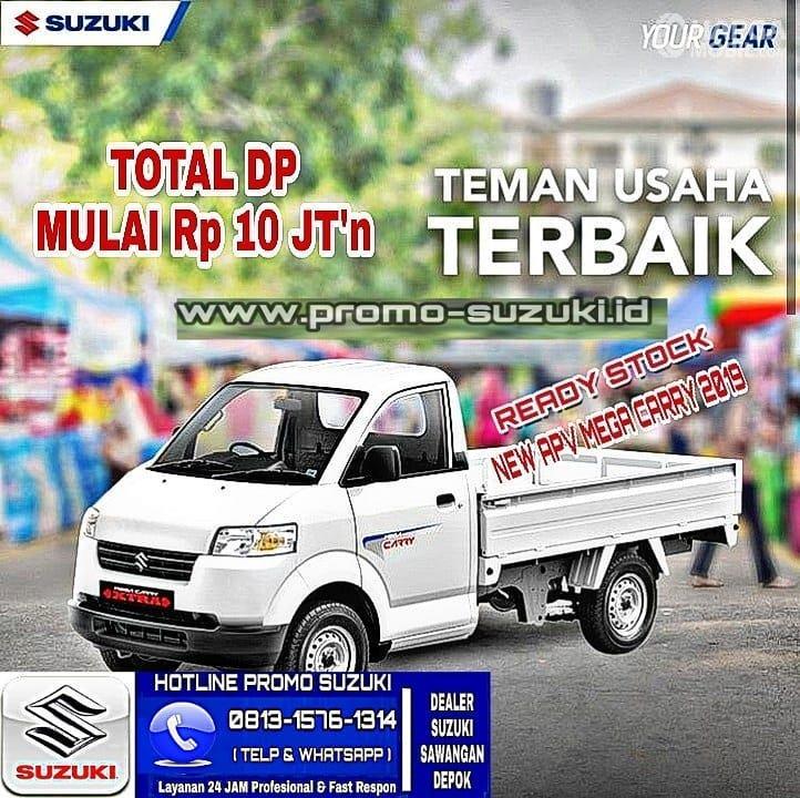 Promo Suzuki Mega Carry - Depok Jawa Barat
