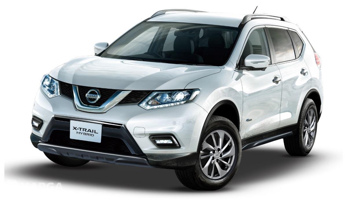 Nissan X-Trail Hybrid dibanderol dengan harga paling mahal