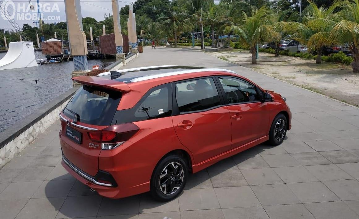Review New Honda Mobilio Rs Cvt 2019 Partner Sporty Buat Yang Ingin