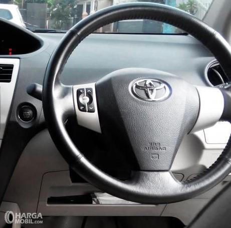 Foto Setir Toyota Vios 2007 yang sudah dilengkapi Airbag