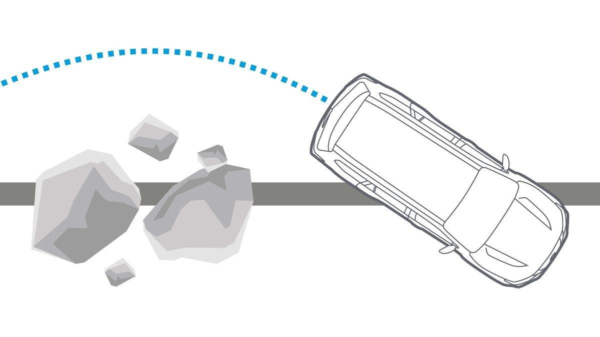 Nissan Terra 2.5L (4x2) dibekali fitur pengereman canggih seperti ABS