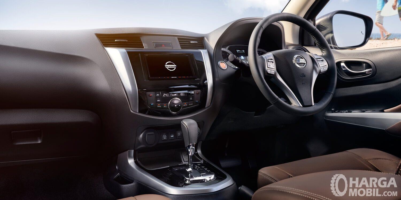 Nissan Terra 2.5L E dilengkapi dengan fitur interior lebih lengkap