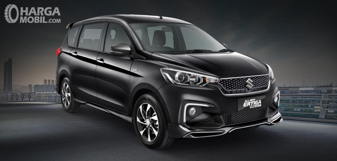 Ertiga Suzuki Sport hadirkan fitur eksterior terbaru yang tentu terlihat sangat sporty