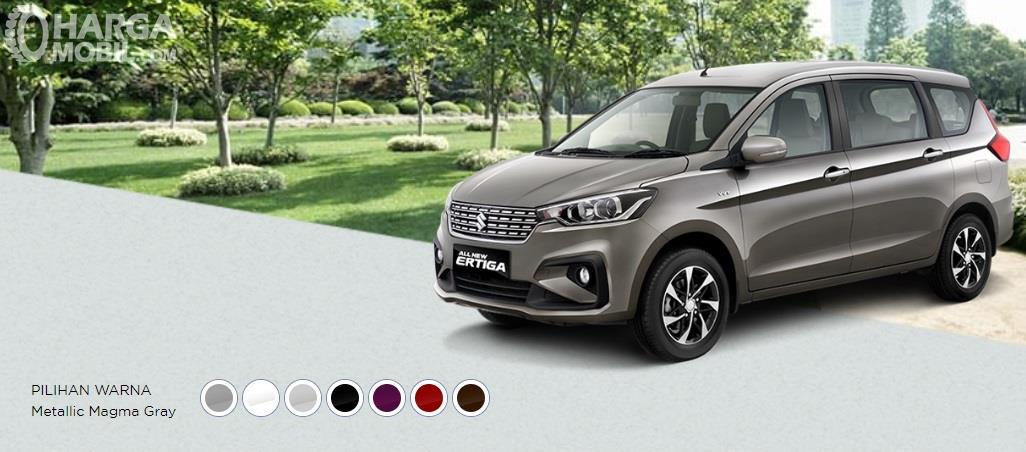 Pilihan Warna Suzuki Ertiga tersedia 5 opsi menarik