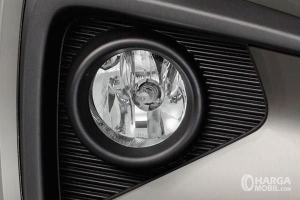 Suzuki Ertiga GL hadir dengan fitur lampu kabut