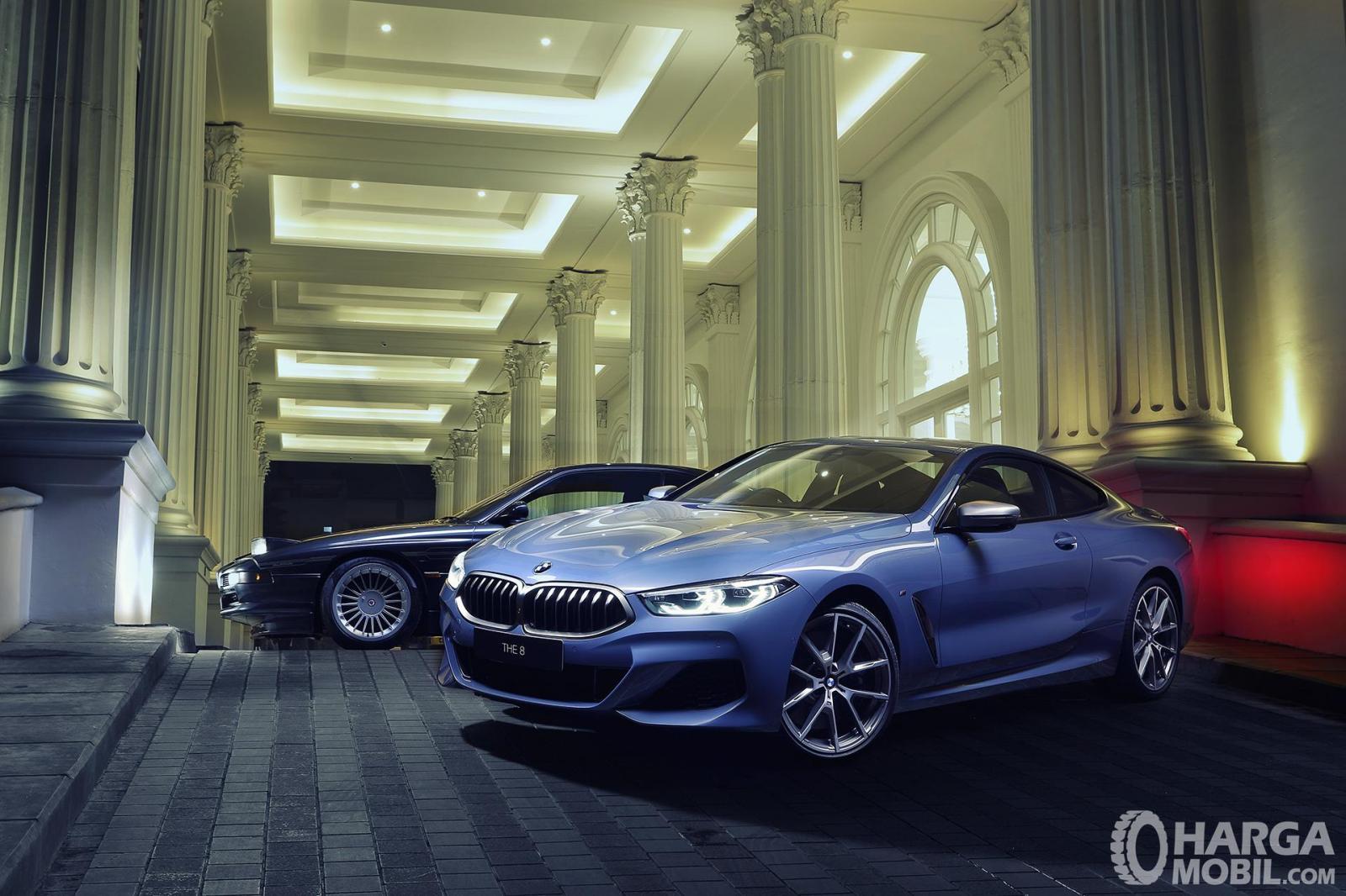 All New BMW 8 Series informasi harga resmi dari BMW Indonesia