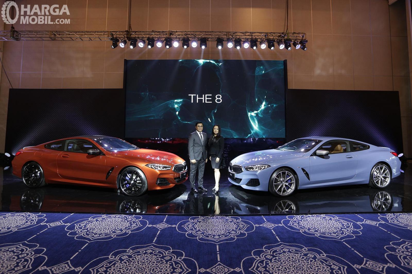 Informasi peluncuran All New BMW 8 Series beserta promo dari BMW Indonesia