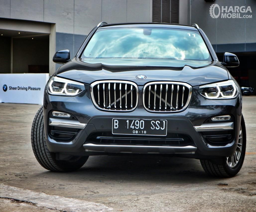 Foto gambar BMW X3 xDrive20i Luxury