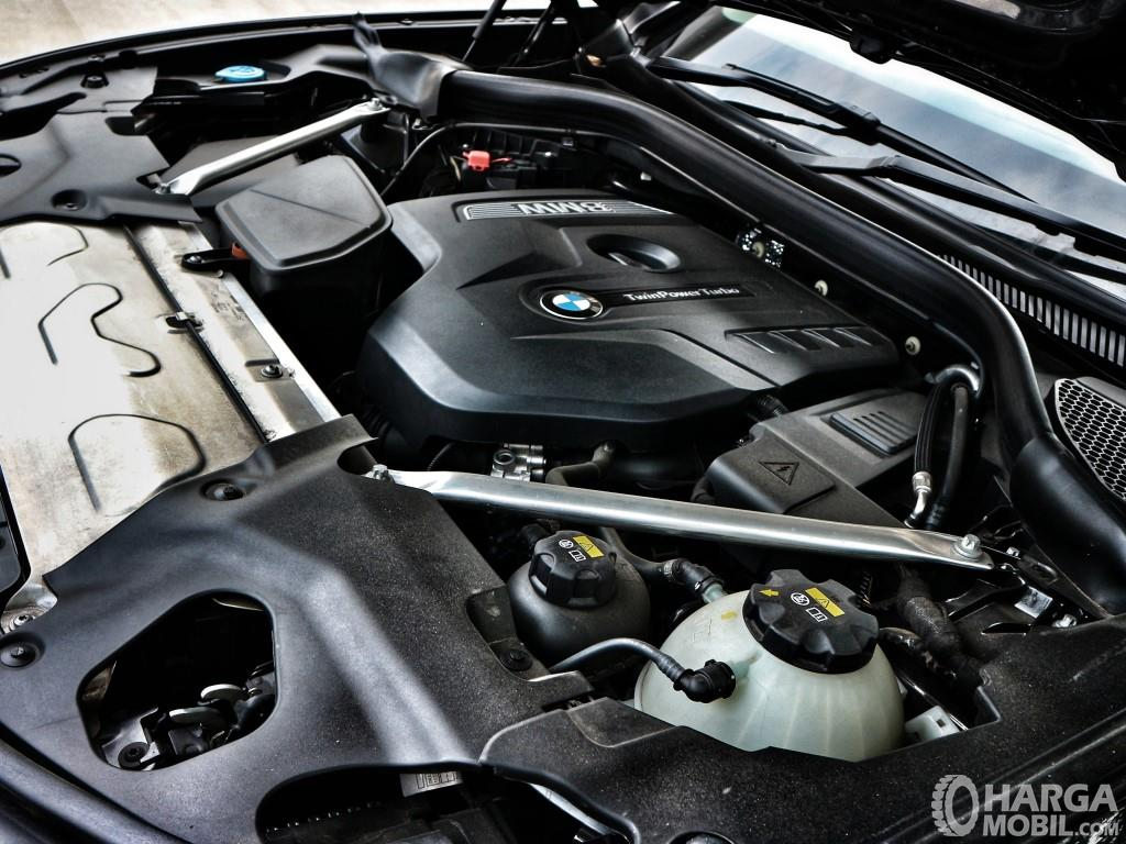 Mesin BMW X3 Indonesia berspesifikasi 2.0 liter 4-silinder BMW TwinPower Turbo