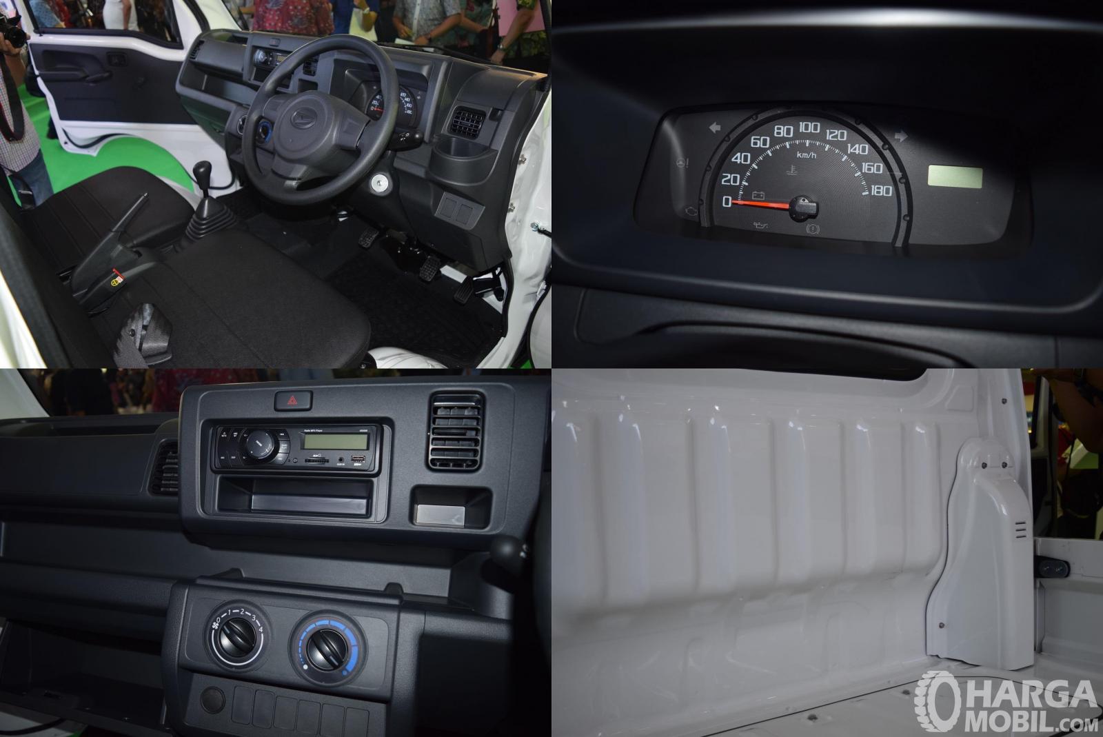 Foto Fitur Daihatsu Hi-Max yang dijual di Indonesia